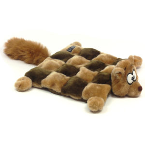 Aggressive Chewers-Try these Dog Toys-Outward Hounds Squeaker Mats
